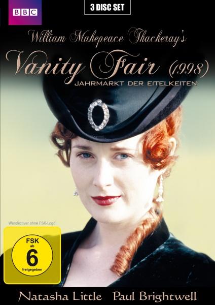 Vanity Fair (1998) (3 DVDs)