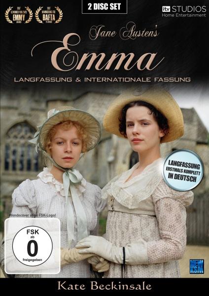 Emma (1996) - Jane Austen Langfassung und internationale Fassung (2 DVDs)