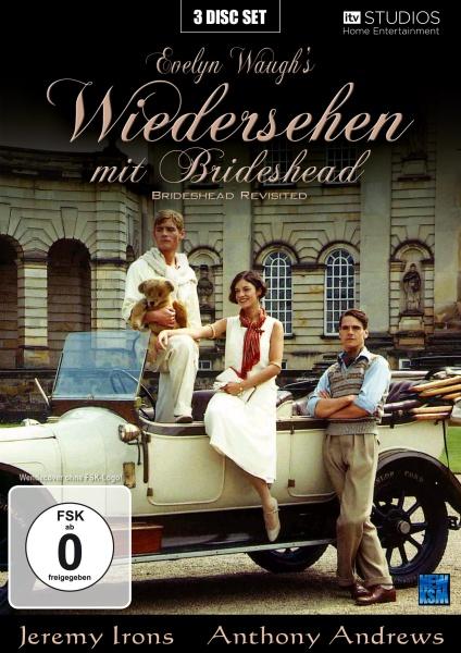 Wiedersehen mit Brideshead - Brideshead Revisited (3 DVDs)