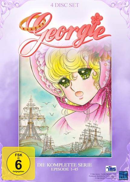 Georgie - Gesamtbox (4 DVDs)