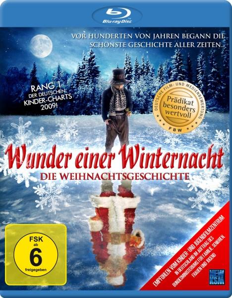 Wunder einer Winternacht - Die Weihnachtsgeschichte (Blu-ray)