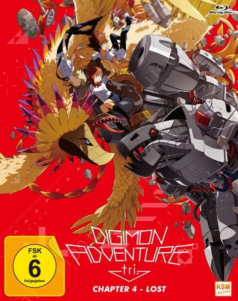 Digimon Adventure tri. - Lost Chapter 4 (FuturePak) (Blu-ray)