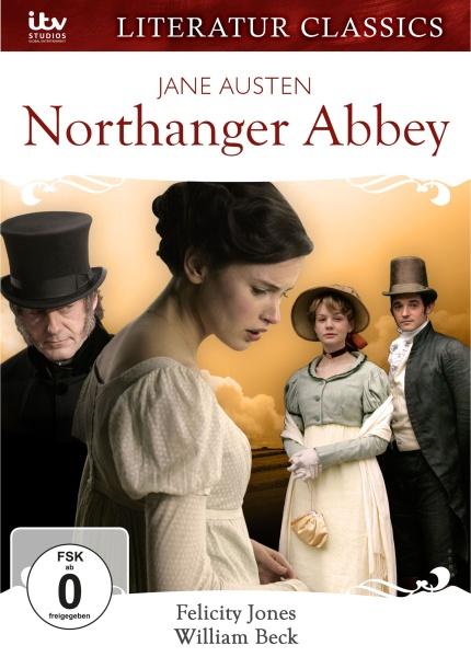 Northanger Abbey (2006) - Jane Austen Classics (DVD)