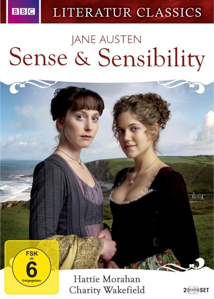 Sinn und Sinnlichkeit - Sense & Sensibility (2007) - Jane Austen Classics (2 DVDs)