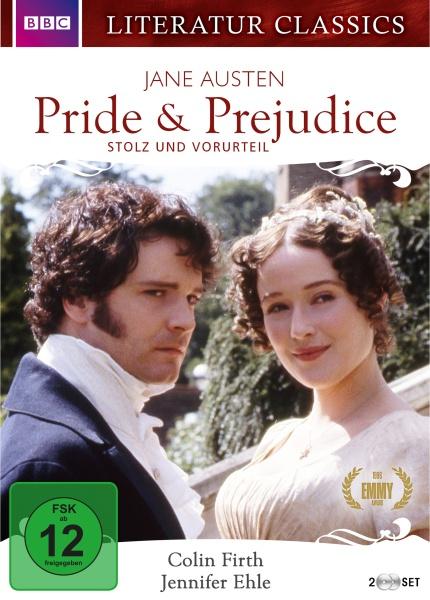 Stolz und Vorurteil - Pride & Prejudice (1995) - Jane Austen Classics (2 DVDs)