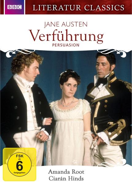 Verführung - Persuasion (1995) - Jane Austen Classics (DVD)