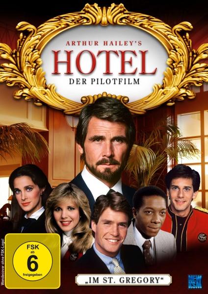 "Hotel Pilotfilm ""Im St. Gregory"" (DVD)"
