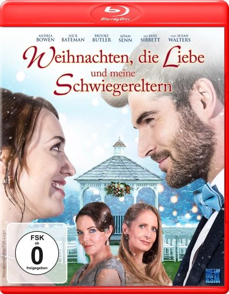 Weihnachten, die Liebe und meine Schwiegereltern (Blu-ray)