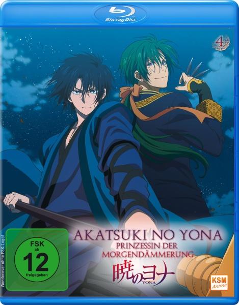 Akatsuki no Yona - Prinzessin der Morgendämmerung - Volume 4: Episode 16-20 (Blu-ray)