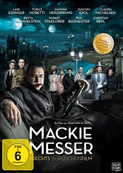 Mackie Messer - Brechts Dreigroschenfilm (DVD)
