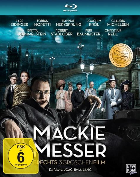 Mackie Messer - Brechts Dreigroschenfilm (Blu-ray)