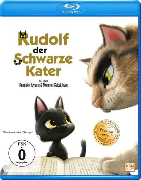 Rudolf der schwarze Kater (Blu-ray)