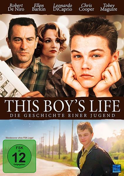 This Boys life - Die Geschichte einer Jugend (DVD)