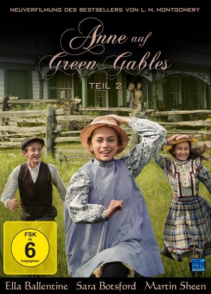 Anne auf Green Gables - Teil 2 (DVD)