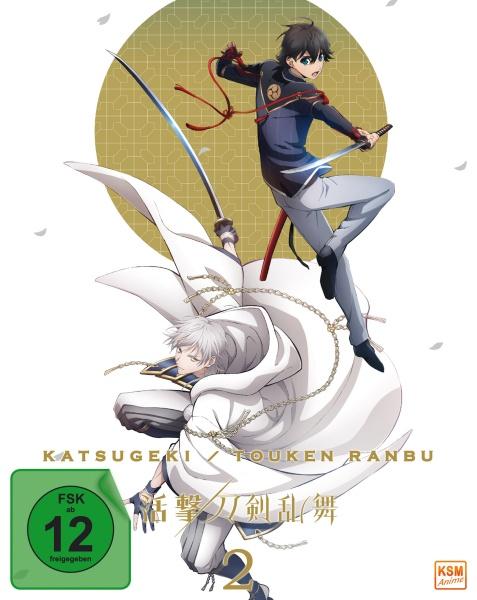 Katsugeki Touken Ranbu - Volume 2: Episode 05-08 (Blu-ray)