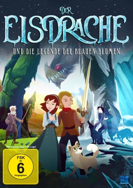 Der Eisdrache und die Legende der blauen Blumen (DVD)