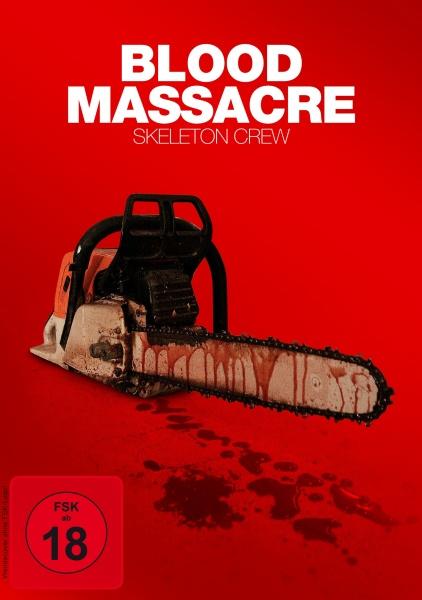 Blood Massacre - Skeleton Crew (DVD)