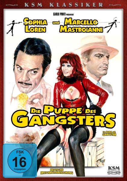 Die Puppe des Gangsters - La pupa del gangster - KSM Klassiker (DVD)