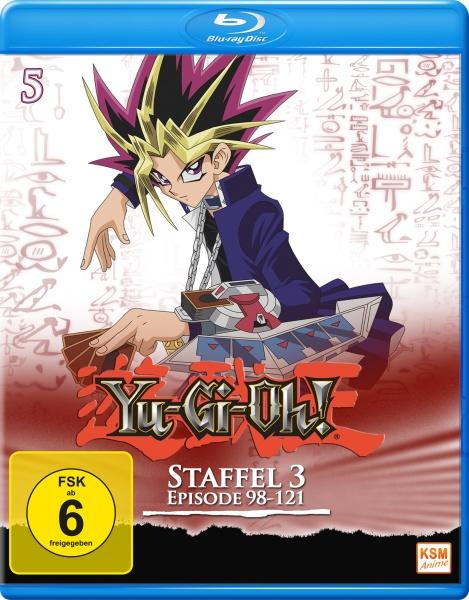 Yu-Gi-Oh! - Staffel 3.1: Episode 98-121 (Blu-ray)