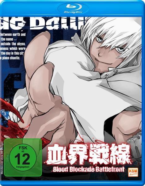 Blood Blockade Battlefront - Episode 06-09 (Blu-ray)