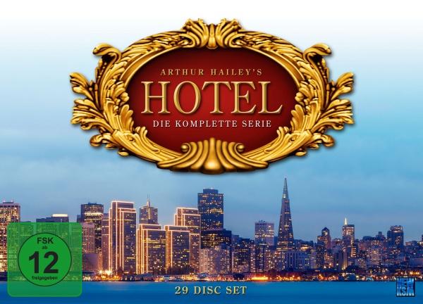Hotel - Die komplette Serie - Episode 01-114 + Pilot (29 DVDs)