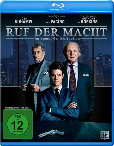 Ruf der Macht - Im Sumpf der Korruption (Blu-ray)