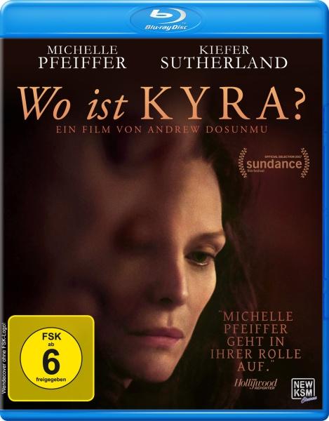 Wo ist Kyra? (Blu-ray)