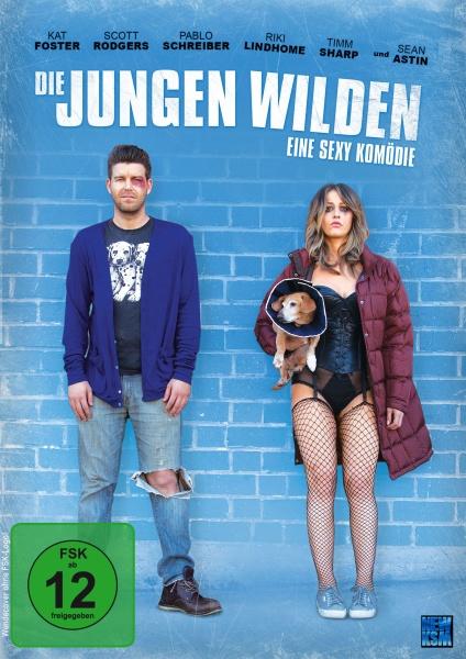 Die jungen Wilden - Eine sexy Komödie (DVD)