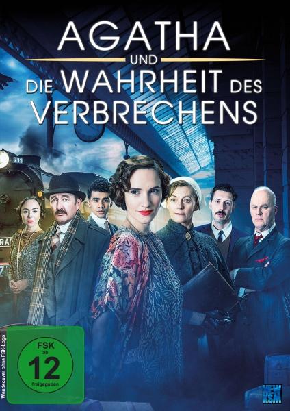 Agatha und die Wahrheit des Verbrechens (DVD)