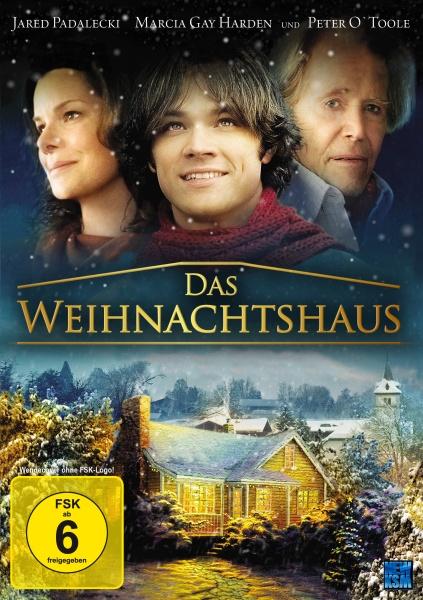 Das Weihnachtshaus - Thomas Kinkade präsentiert (DVD)