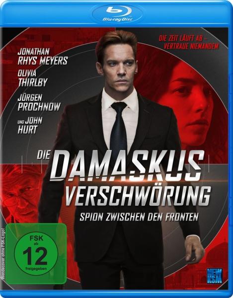 Die Damaskus Verschwörung - Spion zwischen den Fronten (Blu-ray)