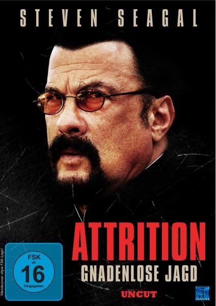 Attrition - Gnadenlose Jagd (DVD)
