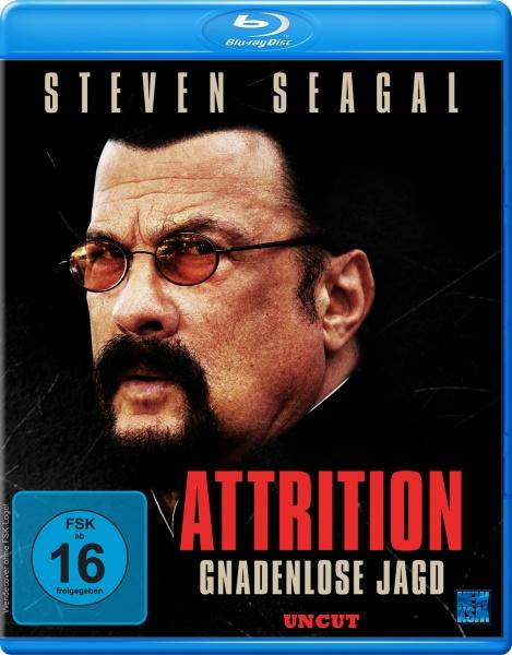 Attrition - Gnadenlose Jagd (Blu-ray)