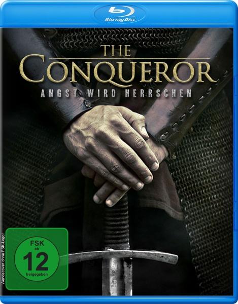 The Conqueror - Angst wird herrschen (Blu-ray)