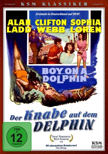 Der Knabe auf dem Delphin - KSM Klassiker (DVD)