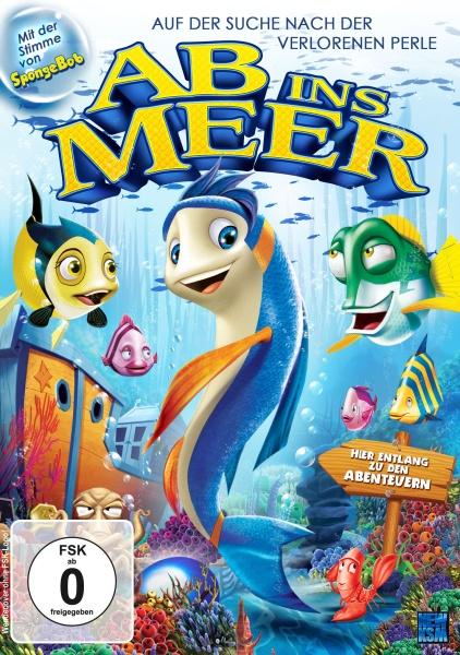 Ab ins Meer - Auf der Suche nach der verlorenen Perle (DVD)