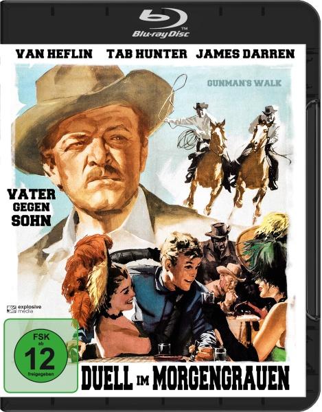 Duell im Morgengrauen (Gunman's Walk) (Blu-ray)
