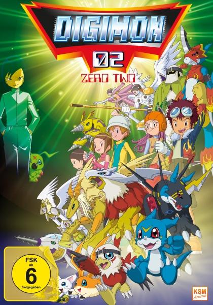 Digimon Adventure - Staffel 2 - Vol.1 (3 DVDs)