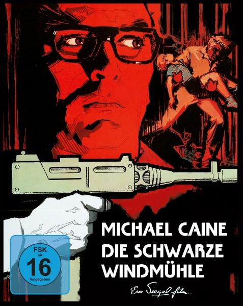 Die schwarze Windmühle (Mediabook B, Blu-ray+DVD)