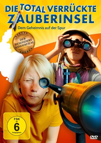 Die total verrückte Zauberinsel (DVD)