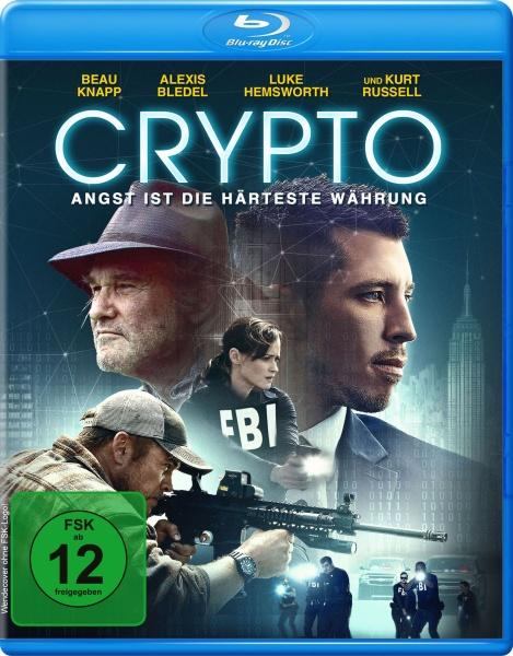 Crypto - Angst ist die härtest Währung (Blu-ray)