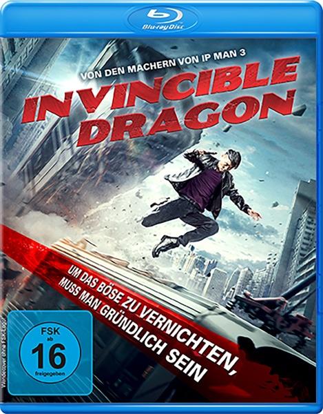 Invincible Dragon (Blu-ray)