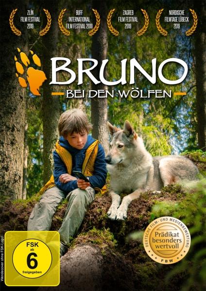 Bruno bei den Wölfen (DVD)