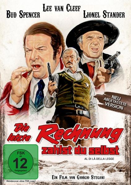 Die letzte Rechnung zahlst Du selbst (Bud Spencer) (HD-Remastered) (DVD)