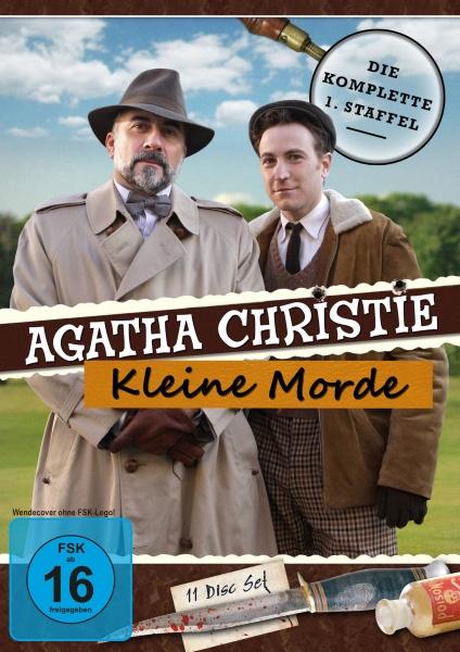 Agatha Christie: Kleine Morde - Die komplette Serie (11 DVDs)