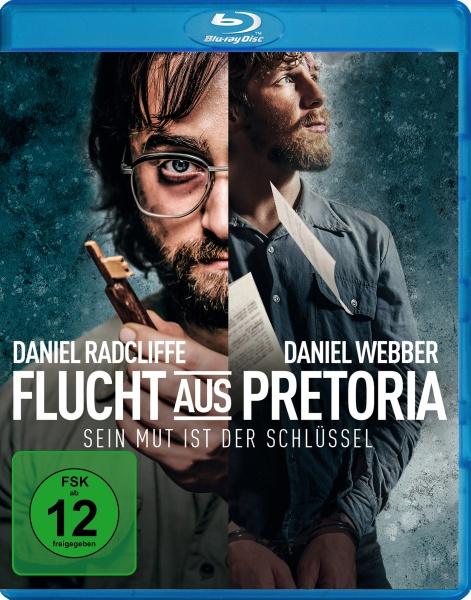 Flucht aus Pretoria (Blu-ray)