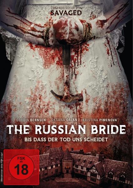 The Russian Bride - Bis dass der Tod uns scheidet (DVD)