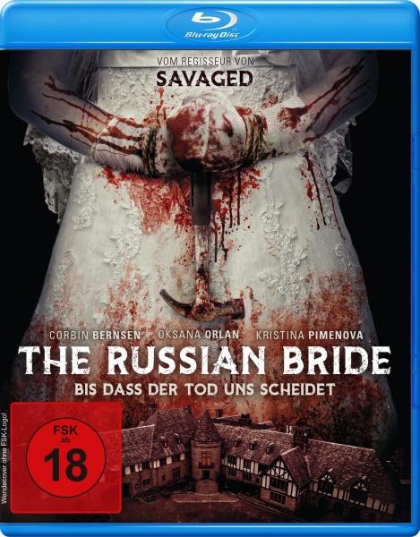 The Russian Bride - Bis dass der Tod uns scheidet (Blu-ray)