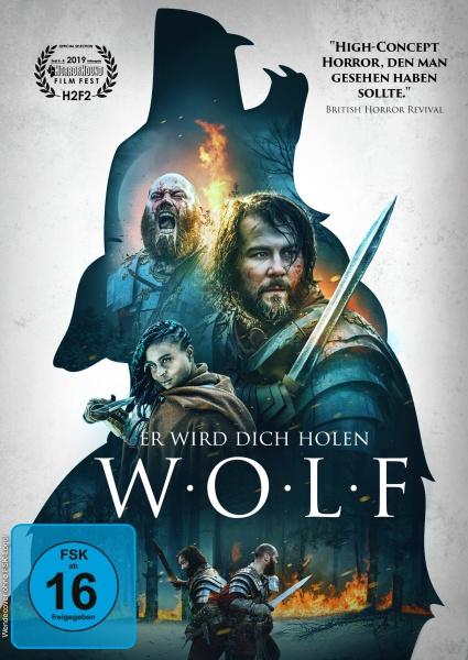 Wolf - Er wird dich holen (DVD)