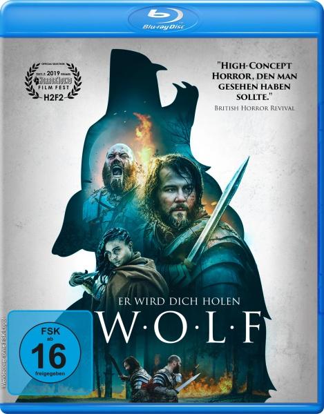 Wolf - Er wird dich holen (Blu-ray)